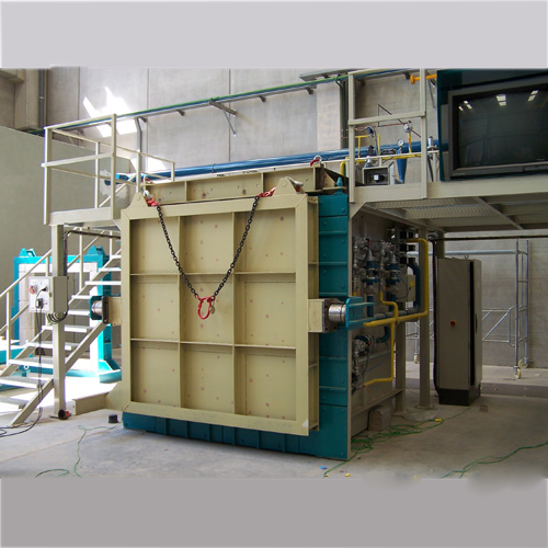 Vertical Fire Resistance Test Furnace EN 1363-1,ISO 834